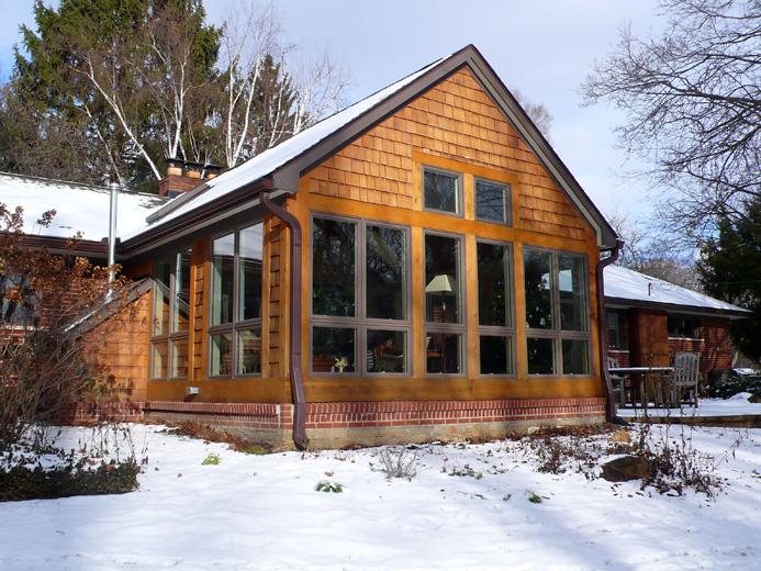 Sunlight Roof Windows Designing Energy Efficient New Homes