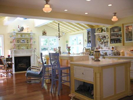 Whimsical Kitchen Addition - Portfolio > Ekocite